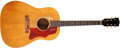 Musical Instruments:Acoustic Guitars, 1970 Gibson J-50 Adjustable Natural Acoustic Guitar, #907392. ...