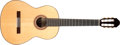 Musical Instruments:Acoustic Guitars, 2007 Giambattista 046-1C Natural Classical Acoustic Guitar, #60....