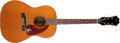 Musical Instruments:Acoustic Guitars, 1965 Epiphone FT30 Natural Acoustic Guitar, #344911. ...