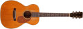 Musical Instruments:Acoustic Guitars, 1956 Martin 0-18 Natural Acoustic Guitar, #150624. ...