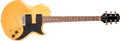 Musical Instruments:Electric Guitars, 1976 Gibson L6 Deluxe Natural Solid Body Electric Guitar, #166055....