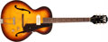 Musical Instruments:Electric Guitars, Early 1960s Epiphone E-422T Sunburst Archtop Electric Guitar,#3398....