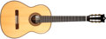 Musical Instruments:Acoustic Guitars, 2000 Ignacio M. Rozas 1A Natural Classical Acoustic Guitar, No Serial Number. ...