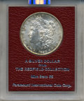 Additional Certified Coins, 1890-S $1 MS63 NGC. Ex: Redfield Collection. NGC Census:(2331/2278). PCGS Population (3072/3439). Mintage: 8,230,373.Numi...