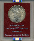 Additional Certified Coins, 1926-S $1 MS63 NGC. Ex: Redfield Collection. NGC Census:(1271/2008). PCGS Population (2007/2505). Mintage: 6,980,000.Numi...