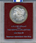 Additional Certified Coins, 1880-S $1 MS64 NGC. Ex: Redfield Collection. NGC Census:(45225/41688). PCGS Population (47583/41932). Mintage: 8,900,000....