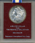 1881-S $1 MS65 NGC. Ex: Redfield Collection. NGC Census: (44786/17066). PCGS Population (45243/13196). Mintage: 12,760,0...