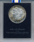 Additional Certified Coins, 1889 $1 MS62 NGC. Ex: Redfield Collection. NGC Census:(2715/23919). PCGS Population (3204/20269). Mintage: 21,726,812.Num...