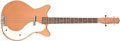 Musical Instruments:Bass Guitars, Late 1950s Danelectro Shorthorn Copper Electric Bass Guitar, No Serial Number. ...