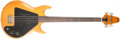 Musical Instruments:Bass Guitars, 1970s Gibson Grabber Natural Fretless Electric Bass Guitar, #430505. ...