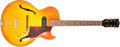 Musical Instruments:Electric Guitars, 1963 Gibson ES-125 TC Cherry Sunburst Hollow Body Electric Guitar,#130274. ...
