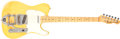 Musical Instruments:Electric Guitars, 1969 Fender Telecaster Cream Solid Body Electric Guitar, #272952. ...