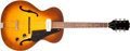 Musical Instruments:Electric Guitars, 1957 Guild Grenada/ Cordova X-50 Sunburst Archtop Electric Guitar,#4736. ...