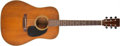 Musical Instruments:Acoustic Guitars, 1977 Martin D-19 Natural Acoustic Guitar, #389526. ...