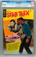 Silver Age (1956-1969):Science Fiction, Star Trek #2 (Gold Key, 1968) CGC VF/NM 9.0 Off-white to whitepages....