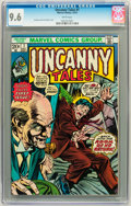 Bronze Age (1970-1979):Horror, Uncanny Tales #1 (Marvel, 1973) CGC NM+ 9.6 White pages....