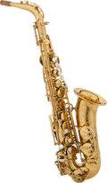 Musical Instruments:Horns & Wind Instruments, 1970 Selmer Mark VI Brass Alto Saxophone, #180003. ...