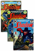 Bronze Age (1970-1979):Miscellaneous, The Shadow #1-12 Group (DC, 1973-75) Condition: Average FN/VF....(Total: 12 Comic Books)
