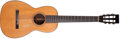 Musical Instruments:Acoustic Guitars, 1850s-1897 Martin Style 20 Natural Acoustic Guitar, No SerialNumber. ...