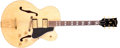Musical Instruments:Electric Guitars, 1958 Gibson ES-350-T Natural Semi-Hollow Acoustic Electric Guitar,#A27610. ...