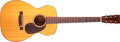 Musical Instruments:Acoustic Guitars, 1941 Martin 0-18 Natural Acoustic Guitar, #77636. ...