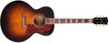 Musical Instruments:Acoustic Guitars, 1953 Gibson J-185 Sunburst Acoustic Guitar, #A-15891. ...