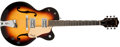 Musical Instruments:Electric Guitars, 1959 Gretsch Double Anniversary Sunburst Semi-Hollow Body ElectricGuitar, #32228. ...