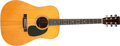 Musical Instruments:Acoustic Guitars, 1973 Martin D-28 Natural Acoustic Guitar, #328150. ...
