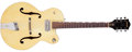 Musical Instruments:Electric Guitars, 1959 Gretsch Single Anniversary Bamboo Semi-Hollow Body ElectricGuitar, #34790....