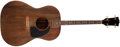 Musical Instruments:Acoustic Guitars, 1961 Gibson TGO Natural Acoustic Tenor Guitar, #31703....