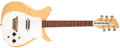 Musical Instruments:Electric Guitars, 1963 Rickenbacker 1000 Mapleglo Solid Body Electric Guitar, NoSerial Number....