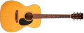 Musical Instruments:Acoustic Guitars, 1972 Martin 000-18 Natural Acoustic Guitar, #302953. ...