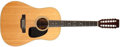 Musical Instruments:Acoustic Guitars, 1971 Martin D-12-35 Natural 12-String Acoustic Guitar, #285463. ...