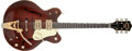 Musical Instruments:Electric Guitars, 1968 Gretsch Country Gentleman Burgundy Semi-Hollow Body Electric Guitar, #48146....