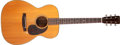 Musical Instruments:Acoustic Guitars, 1957 Martin 000-18 Natural Acoustic Guitar, #158451. ...