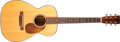 Musical Instruments:Acoustic Guitars, 1946 Martin 0-18 Natural Acoustic Guitar, #97720....