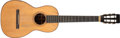 Musical Instruments:Acoustic Guitars, Mid 1800s Martin Size 1 Natural Acoustic Guitar, No Serial Number....