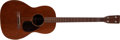 Musical Instruments:Acoustic Guitars, 1931 Martin 517T Natural Mahogany Small Tenor Acoustic Guitar, #46380. ...