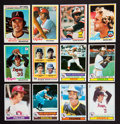 Baseball Cards:Sets, 1978 and 1979 Topps Baseball High End Complete Set Pair (2)....