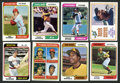 Baseball Cards:Sets, 1974 Topps Baseball Complete Set (660) Plus Traded Complete Set (44). ...
