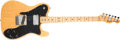 Musical Instruments:Electric Guitars, 1975 Fender Telecaster Custom Natural Electric Guitar, #673490....