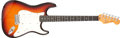 Musical Instruments:Electric Guitars, 1989 Fender 35th Anniversary Stratocaster Sunburst Solid Body Electric Guitar, #447 of 500....