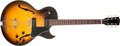 Musical Instruments:Electric Guitars, 1993 Gibson ES-135 Sunburst Semi-Hollow Body Electric Guitar,#92353347. ...