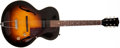 Musical Instruments:Electric Guitars, 1960s Gibson ES-125 Sunburst Archtop Electric Guitar, #887024. ...