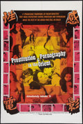 """Movie Posters:Adult, Prostitution and Pornography in the Orient (Today Distributors, 1970). One Sheet (27"""" X 41""""). Adult.. ..."""