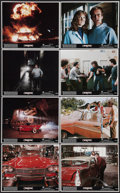 """Movie Posters:Horror, Christine (Columbia, 1983). Mini Lobby Card Set of 8 (8"""" X 10""""). Horror.. ... (Total: 8 Items)"""