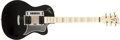 Musical Instruments:Electric Guitars, 1960s Goya 466/013 Black Electric Guitar, #466/013. ...