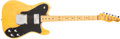 Musical Instruments:Electric Guitars, 1976 Fender Telecaster Custom Natural Solid Body Electric Guitar,#7611488. ...
