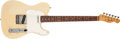 Musical Instruments:Electric Guitars, 1966 Fender Telecaster Blonde Solid Body Electric Guitar, #155217....