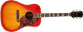 Musical Instruments:Acoustic Guitars, 1968 Gibson Hummingbird Sunburst Acoustic Guitar, #540155. ...